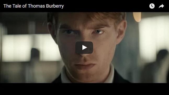 PIĘKNY TRAILER O… BURBERRY